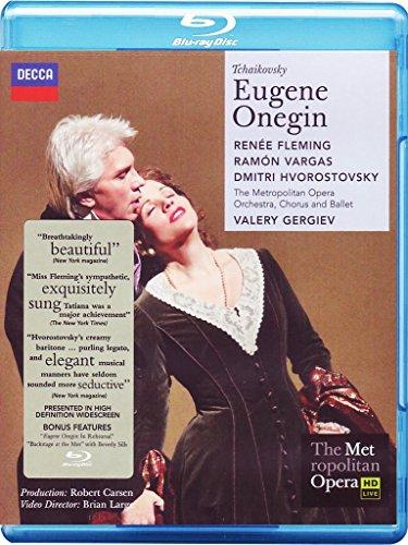 Eugene Onegin (Metropolitan Opera) [Blu-ray]