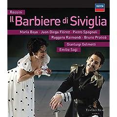 Rossini: Il Barbiere Di Siviglia [Blu-ray]