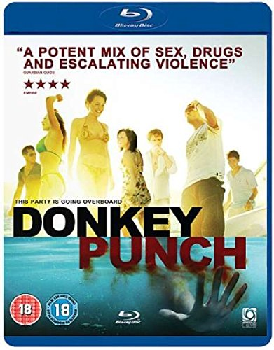 Donkey Punch [Blu-ray]