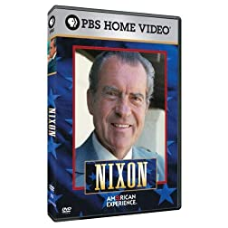 American Experience: Nixon DVD