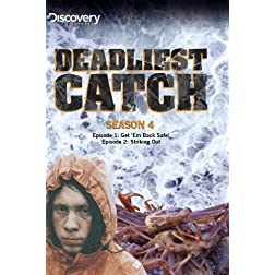 Deadliest Catch Season 4 - Get 'Em Back Safe! &amp; Striking Out