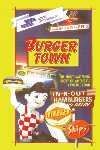 Burger Town (Institutional Use - University/College)