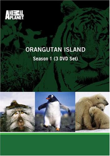 Orangutan Island Season 1 (3 DVD Set)