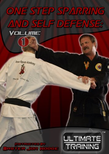 One Step Sparring and Self Defense: Vol. 1