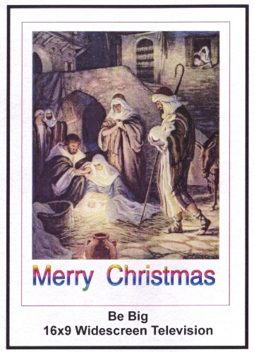 Be Big: Greeting Card: Merry Christmas