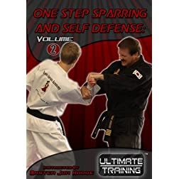 One Step Sparring and Self Defense: Vol. 2
