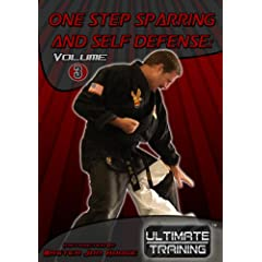 One Step Sparring and Self Defense: Vol. 3