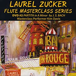 Laurel Zucker flute Masterclass DVD Series No. 2