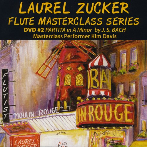 Laurel Zucker flute Masterclass DVD Series No. 2