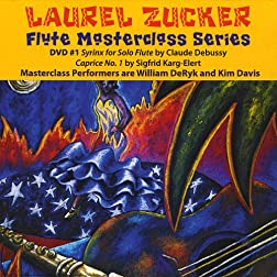 Laurel Zucker Flute Masterclass DVD Series No. 1