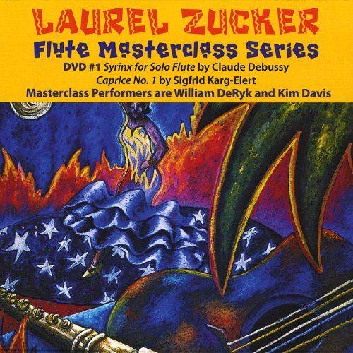 Laurel Zucker Flute Masterclass DVD Series No. 1