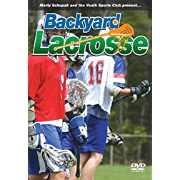 Backyard Lacrosse
