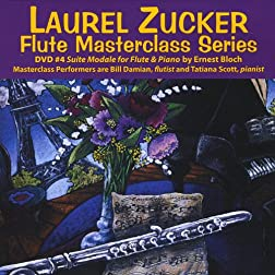 Laurel Zucker Flute Masterclass DVD Series No. 4