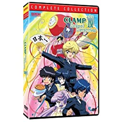 Clamp School Detectives: Complete Collection