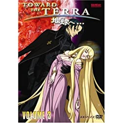 Toward the Terra, Vol. 3