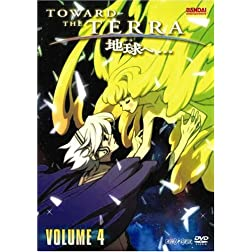 Toward the Terra, Vol. 4