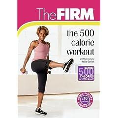Firm: 500 Calorie Workout