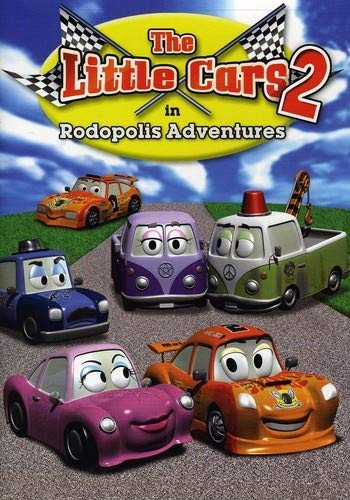 Little Cars 2: Rodopolis Adventures