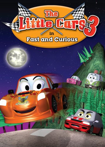 Little Cars 3: Fast And Curious