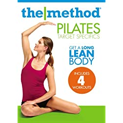 The Method: Pilates Target Specifics