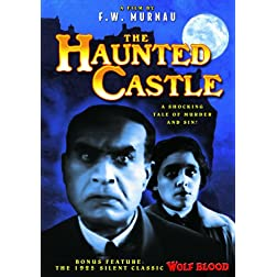 Haunted Castle (1921) / Wolf Blood (1925) (Silent)