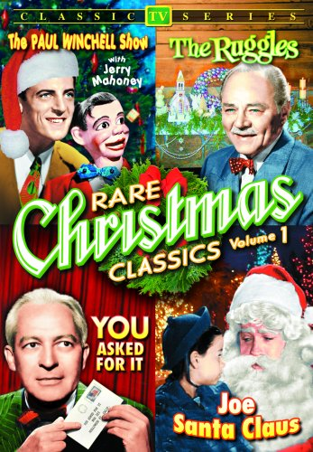 Rare Christmas TV Classics - Volume 1