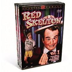 Red Skelton - Volumes 1-3 (3-DVD)