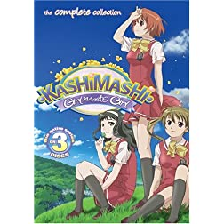 Kashimashi Girl Meets Girl Collection