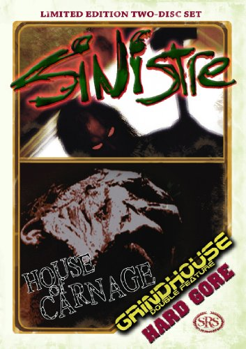 Hard Gore:Sinistre/House of Carnage