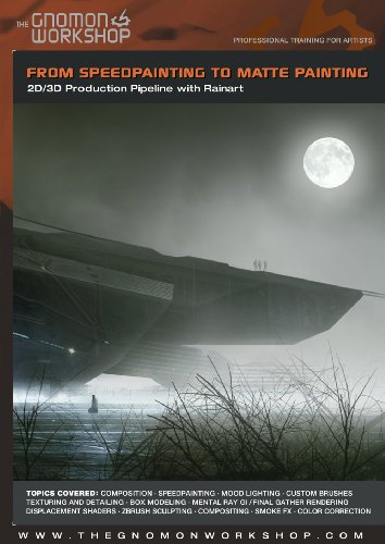 From Speedpainting To Matte Painting
