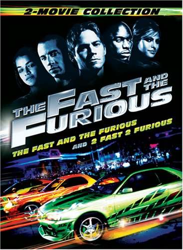 The Fast and the Furious 2-Movie Collection