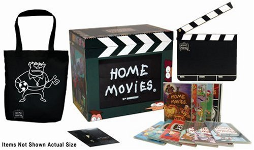 Home Movies 10th Anniversary Set [Limited Edition] [Deluxe Edition]