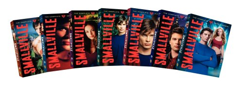 Smallville - The Complete Seasons 1-7