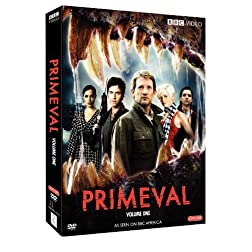 Primeval: The Complete Series 1 and 2