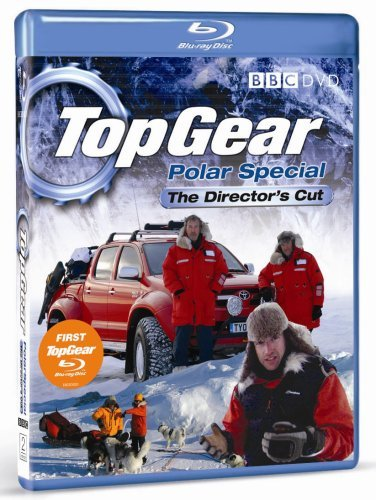 Top Gear Polar Special [Blu-ray]