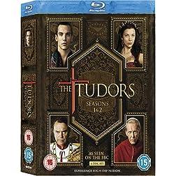 Tudors-Season 1-2 [Blu-ray]