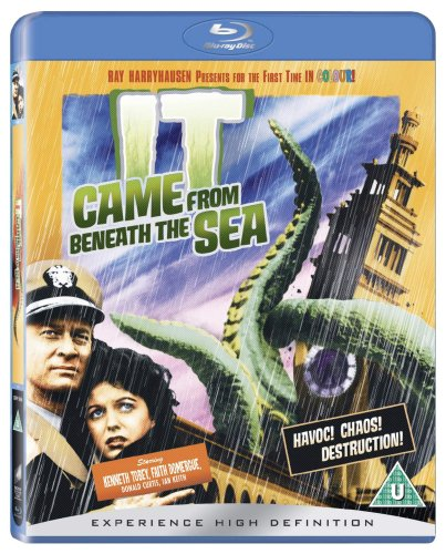 It Came from Beneath [Blu-ray]