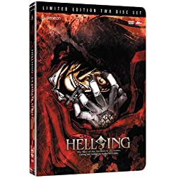 Hellsing Ultimate, Vol. 1 - Limited Edition