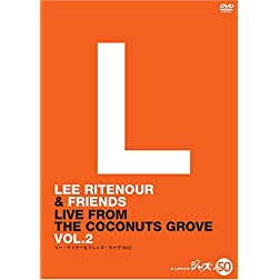 Vol. 2-Live from the Cocoanut Grove