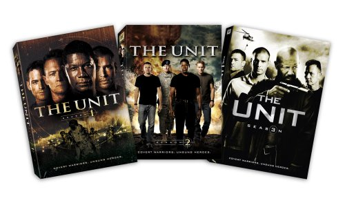 The Unit - Seasons 1-3