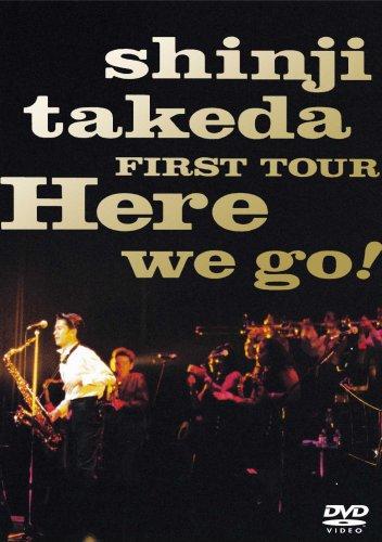 Shinji Takeda First Tour Here We Go!