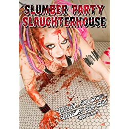 Slumber Party Slaughterhouse: The DVD Game