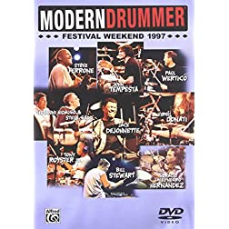 Modern Drummer Festival 1998