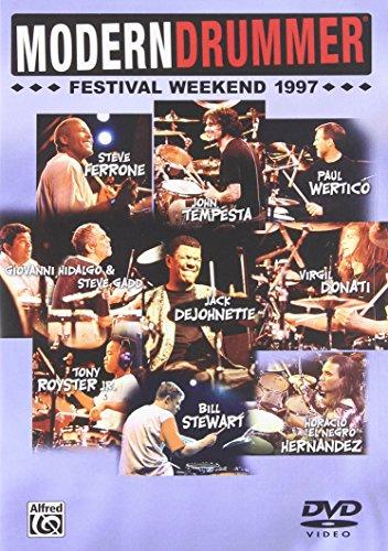 Modern Drummer Festival 1998