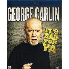 George Carlin: It's Bad For Ya (Blu-ray) [Blu-ray]