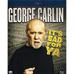 George Carlin: It's Bad For Ya (Blu-ray) [Blu-ray]