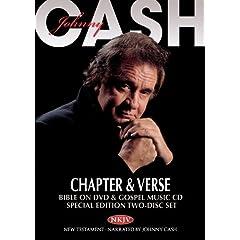 Johnny Cash: Chapter & Verse DVD+CD