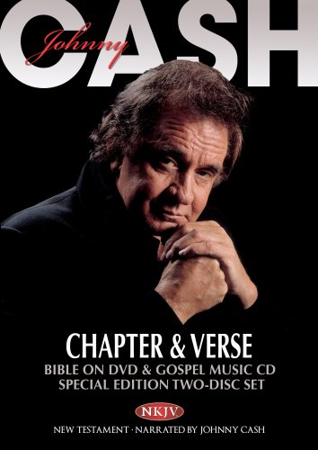 Johnny Cash: Chapter & Verse DVD+CD