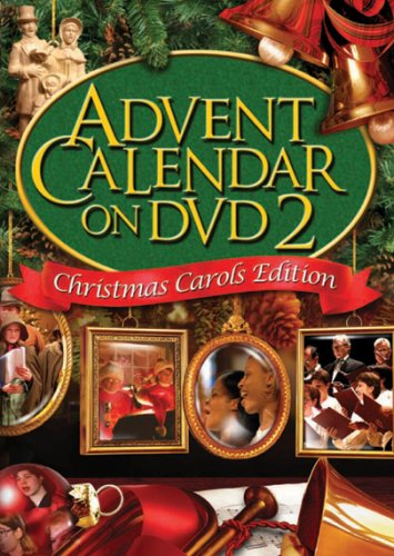 Advent Calendar On DVD 2: Christmas Carols Edition