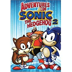 Adventures of Sonic the HedgeHog, Vol. 2